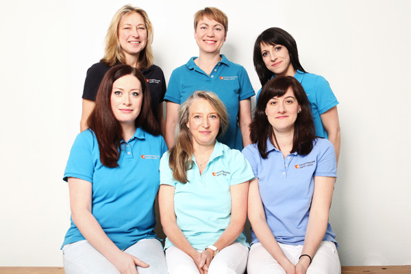 Team Physiotherapie und Osteopathie